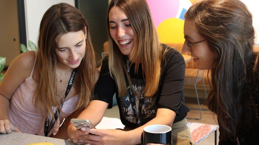 presencia de las mujeres en la informática