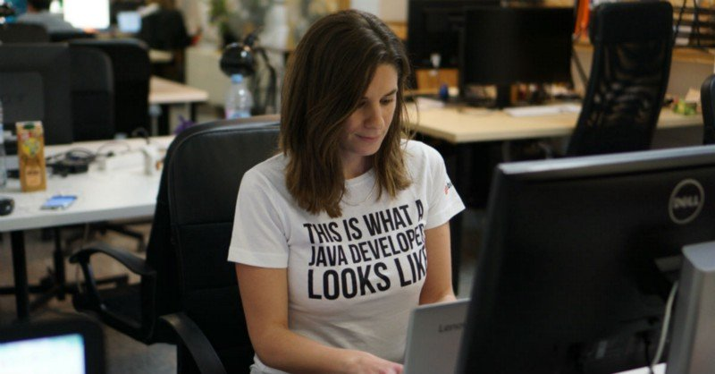 Women in Tech: ¿Qué aspecto tiene un analista de datos o un desarrollador Java?