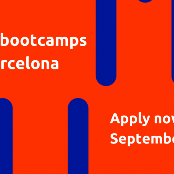 25% discount on Ubiqum bootcamps in September